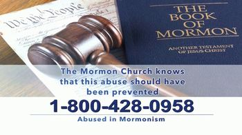 AVA Law Group, Inc TV Spot, 'Abused in Mormonism: Suffer in Silence' - Thumbnail 6
