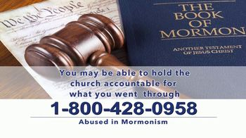 AVA Law Group, Inc TV Spot, 'Abused in Mormonism: Suffer in Silence' - Thumbnail 7