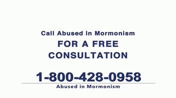 AVA Law Group, Inc TV Spot, 'Abused in Mormonism: Suffer in Silence' - Thumbnail 9