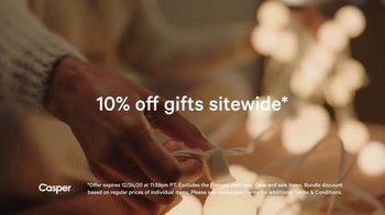 Casper TV Spot, 'Holidays: Make Their Bedroom Magical: 10% Off' - Thumbnail 2