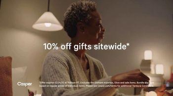 Casper TV Spot, 'Holidays: Make Their Bedroom Magical: 10% Off' - Thumbnail 3