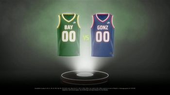 DraftKings Casino Queen Sportsbook TV Spot, 'College Hoops: Baylor or Gonzaga'