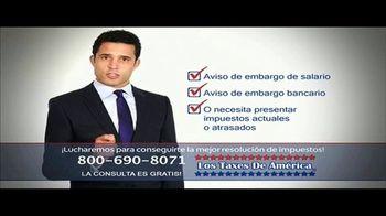 Los Taxes de América TV Spot, 'Opciones' [Spanish] - Thumbnail 2