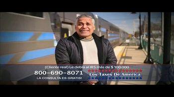 Los Taxes de América TV Spot, 'Opciones' [Spanish] - Thumbnail 4