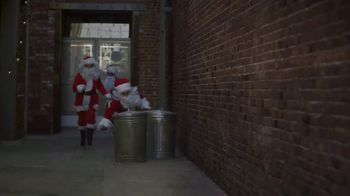 Ford Built for the Holidays Sales Event TV Spot, 'Running of the Santas' [T1] - Thumbnail 2