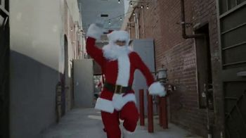 Ford Built for the Holidays Sales Event TV Spot, 'Running of the Santas' [T1] - Thumbnail 3