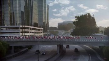 Ford Built for the Holidays Sales Event TV Spot, 'Running of the Santas' [T1] - Thumbnail 5