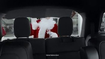 Ford Built for the Holidays Sales Event TV Spot, 'Running of the Santas' [T1] - Thumbnail 8