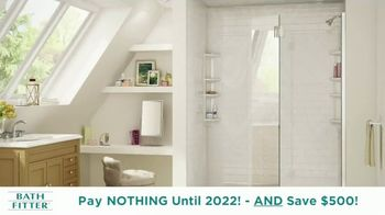 Bath Fitter TV Spot, 'Truly the Year: Save $500'
