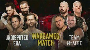 WWE Network TV Spot, '2020 NXT TakeOver: War Games' Song by Black Sabbath - Thumbnail 2