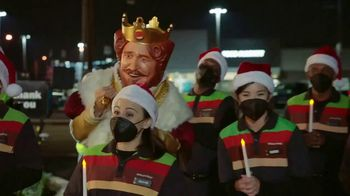 Burger King 2 for $5 Mix n' Match TV Spot, 'Holidays: Share the Joy'