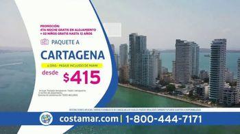 Costamar Travel TV Spot, 'Cartagena: $415 dólares' [Spanish]