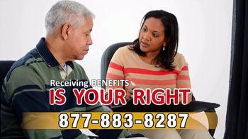 Social Security Disability Helpline TV Spot, 'Disability Benefits From Social Security'