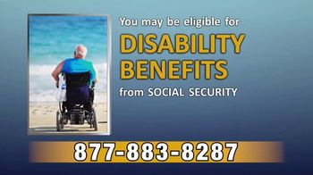 Social Security Disability Helpline TV Spot, 'Disability Benefits From Social Security' - Thumbnail 2