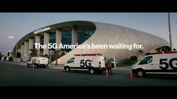 Verizon TV Spot, '5G Across America' Song by The Dap-Kings