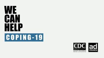 Centers for Disease Control and Prevention TV Spot, 'Coping-19' - Thumbnail 8