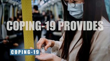 Centers for Disease Control and Prevention TV Spot, 'Coping-19'