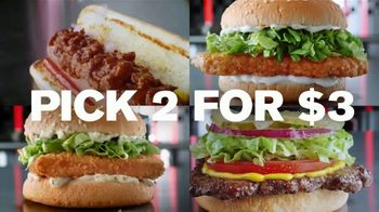 Checkers Pick 2 for $3 TV Spot, 'A Total Win' - Thumbnail 8