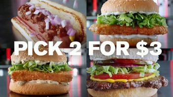 Checkers Pick 2 for $3 TV Spot, 'A Total Win' - Thumbnail 9