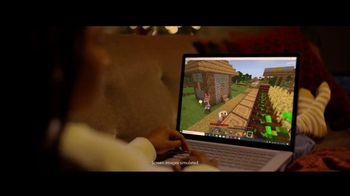 Microsoft Corporation TV Spot, 'Holidays: Find Your Joy: A Dog's Dream' Song by Supergrass - Thumbnail 3