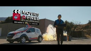 Domino's TV Spot, 'Pizza and a Movie: Genres'