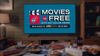 Domino's TV Spot, 'Pizza and a Movie' - Thumbnail 9