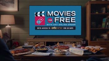 Domino's TV Spot, 'Pizza and a Movie' - Thumbnail 4