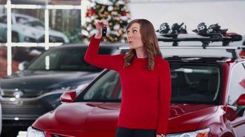 Toyota Toyotathon TV Spot, 'Mistletoe' [T1] - 208 commercial airings