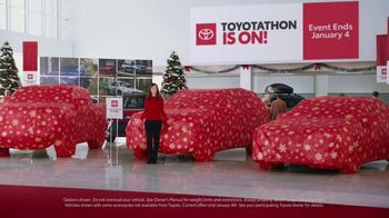 Toyota Toyotathon TV Spot, 'That's a Wrap' [T1] - 656 commercial airings