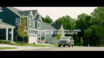 Energy Citizens TV Spot, 'Consequences: Federal Leasing Ban' - Thumbnail 3
