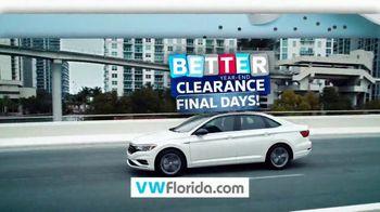 Volkswagen Sign Then Drive Event TV Spot, 'Better Year-End Clearance: Tiguan' [T2] - Thumbnail 8