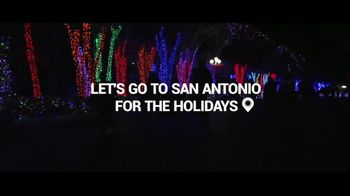 Visit San Antonio TV Spot, 'Holidays: Let's Go' Song by Young Presidents
