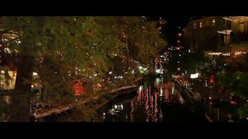 Visit San Antonio TV Spot, 'Holidays: Let's Go' Song by Young Presidents - Thumbnail 9