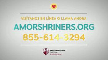 Shriners Hospitals for Children TV Spot, 'Donantes' [Spanish] - Thumbnail 9