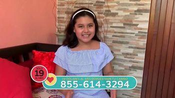 Shriners Hospitals for Children TV Spot, 'Donantes' [Spanish] - Thumbnail 4