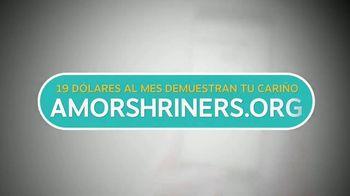 Shriners Hospitals for Children TV Spot, 'Donantes' [Spanish] - Thumbnail 6