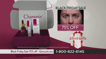Chamonix Genucel Black Friday Sale TV Spot, '10 Years Younger in 10 Minutes' - Thumbnail 10