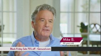 Chamonix Genucel Black Friday Sale TV Spot, '10 Years Younger in 10 Minutes'