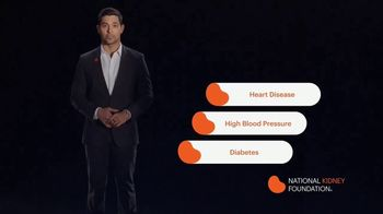 National Kidney Foundation TV Spot, 'Are You The 33%?' Featuring Wilmer Valderrama - Thumbnail 5