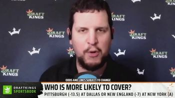 DraftKings Sportsbook TV Spot, 'Week 9 Betting Angles' - Thumbnail 4