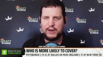 DraftKings Sportsbook TV Spot, 'Week 9 Betting Angles' - Thumbnail 5