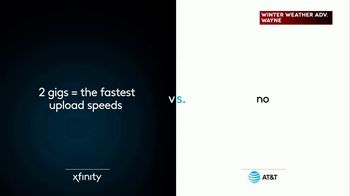 XFINITY TV Spot, 'Compared to AT&T' - Thumbnail 4