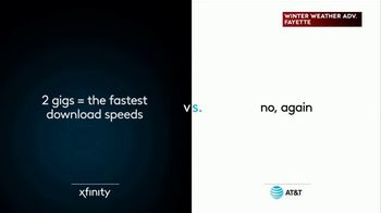 XFINITY TV Spot, 'Compared to AT&T' - Thumbnail 5