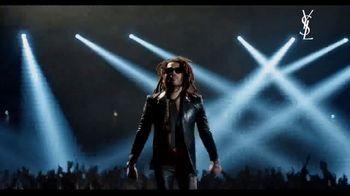Yves Saint Laurent Y TV Spot, 'Why Not' Featuring Lenny Kravitz - Thumbnail 6