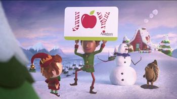 Applebee's TV Spot, 'Holidays: Gift Cards' Song by Glen Campbell - 1587 commercial airings