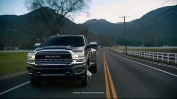 Ram Trucks TV Spot, 'Never Been Done Before' Song by Foo Fighters [T1] - Thumbnail 2