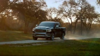 Ram Trucks TV Spot, 'Never Been Done Before' Song by Foo Fighters [T1] - Thumbnail 7