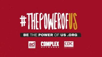 Centers for Disease Control and Prevention TV Spot, 'Power of Us' Featuring Bun B, Nadeska - Thumbnail 10