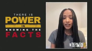 Centers for Disease Control and Prevention TV Spot, 'Power of Us' Featuring Bun B, Nadeska - Thumbnail 9