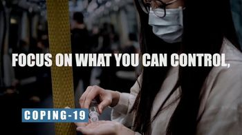Centers for Disease Control and Prevention TV Spot, 'Coping-19: Control' - Thumbnail 6